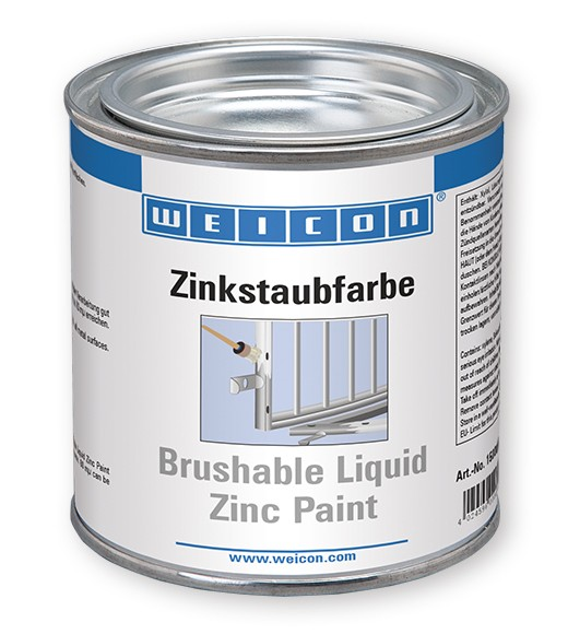 Brushable Zinc Paint