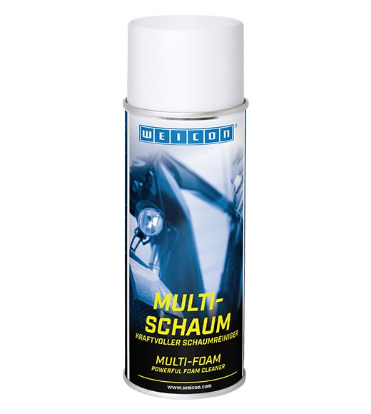 Multi-Foam powerful foam cleaner