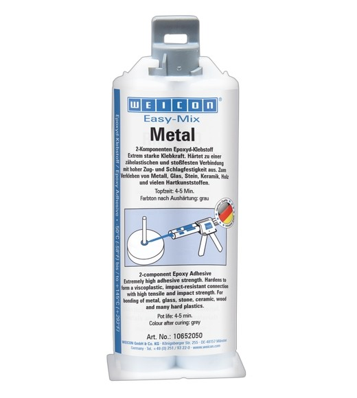 Easy-Mix Metal Epoxy Adhesive