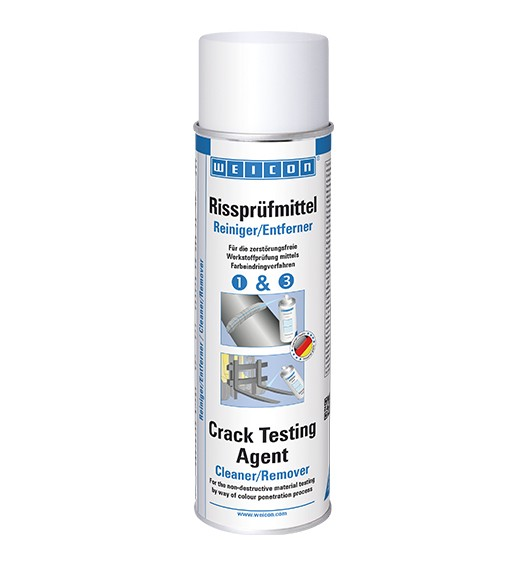 Crack Testing Agent Cleaner