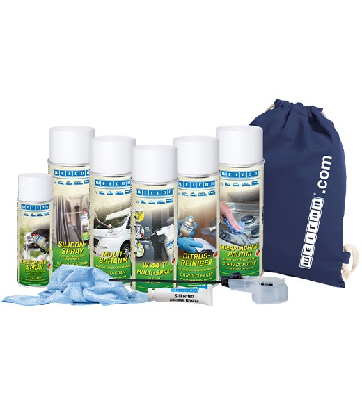 WEICON Camping Set